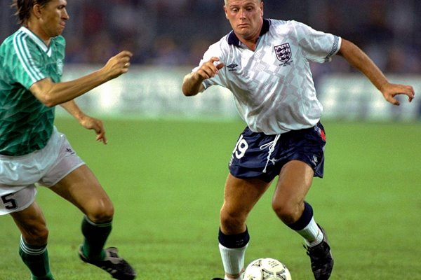 Paul Gascoigne 1990 v Germany