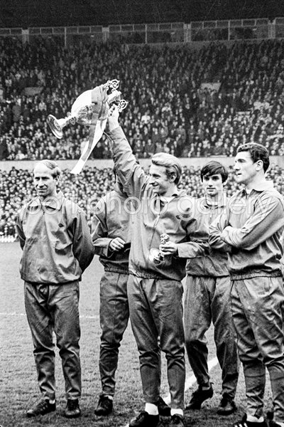 Manchester United  League Champions 1967