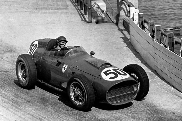 Tony Brooks Grand Prix of Monaco 1959