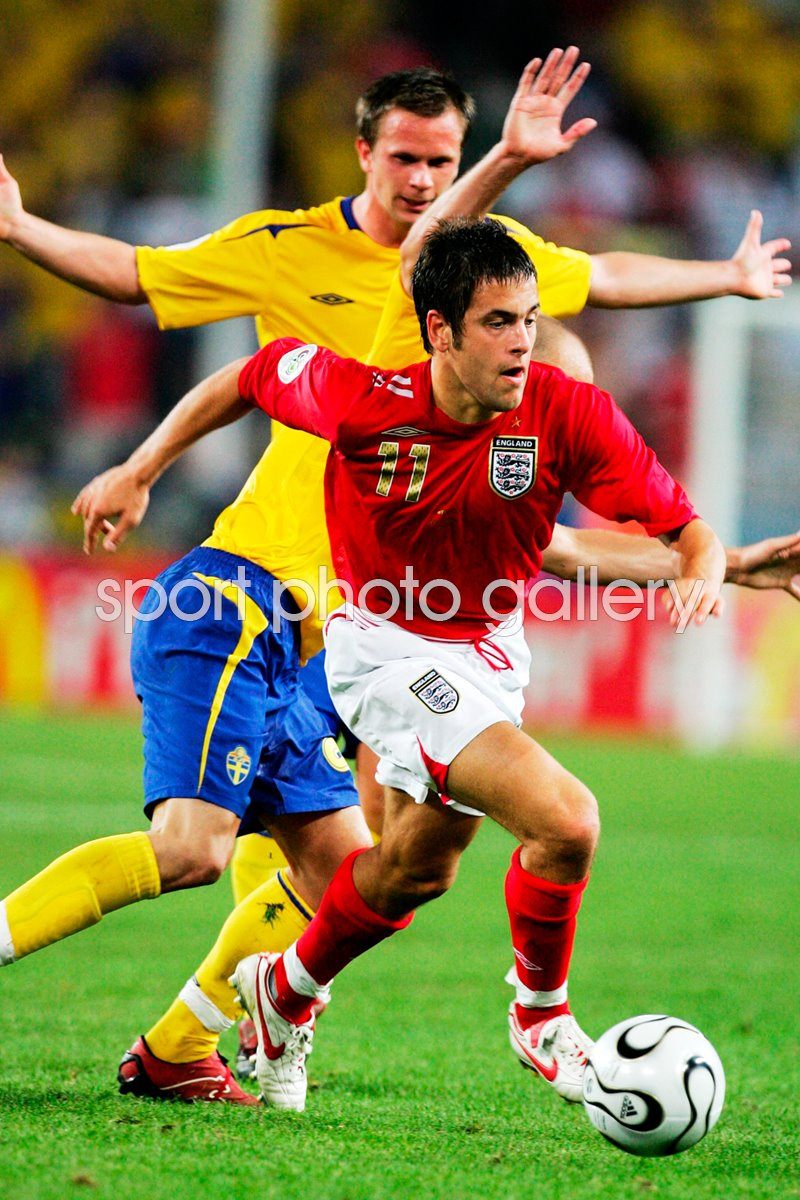 Joe Cole v Sweden
