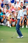 Bernhard Langer Kiawah Missed Putt 1991 Wall Sticker