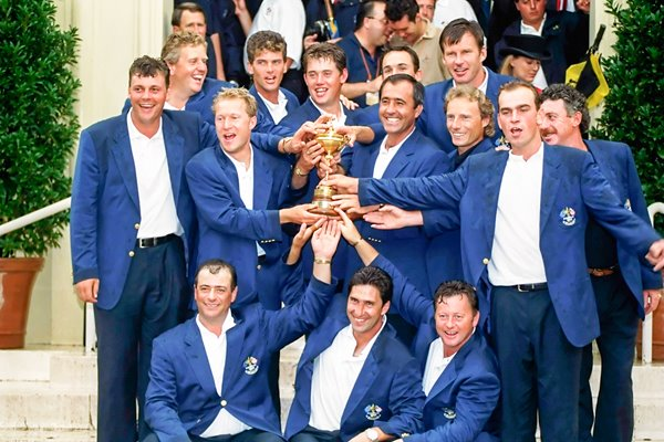European team Valderrama 1997