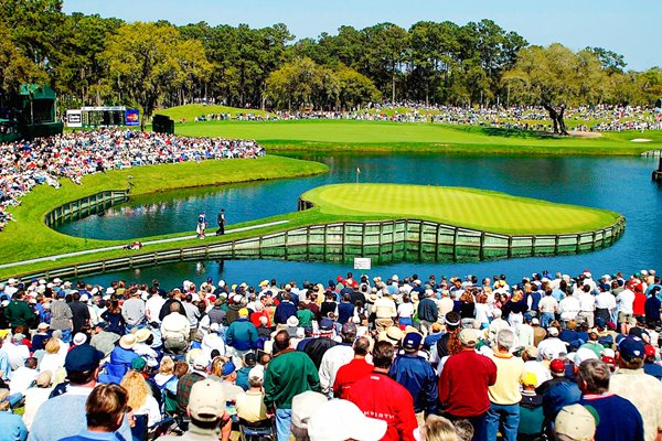 TPC Sawgrass Players Championships 17th hole
