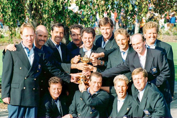 European Winning Ryder Team Oak Hill 1995