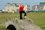 Jack Nicklaus Farewell St Andrews 2005 Prints
