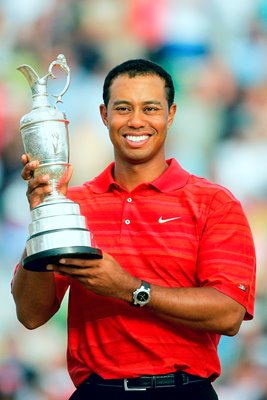 Tiger Woods Open Champion 2006