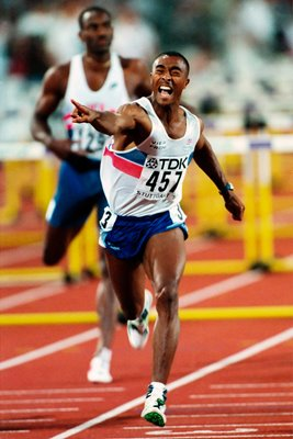 Colin Jackson World Record 12.91
