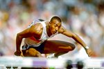 Colin Jackson 1993 Canvas