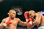 Evander Holyfield v Mike Tyson II 1997 Canvas