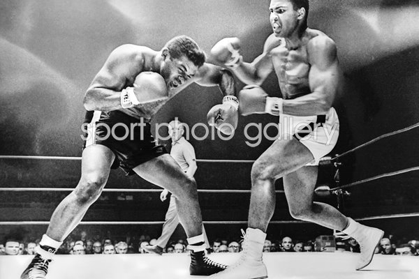 Cassius Clay v Floyd Patterson 1965