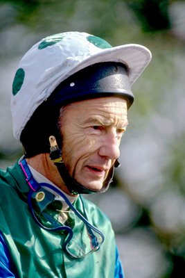 Portrait of Lester Piggott