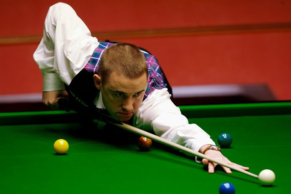 Stephen Hendry World Snooker 2005