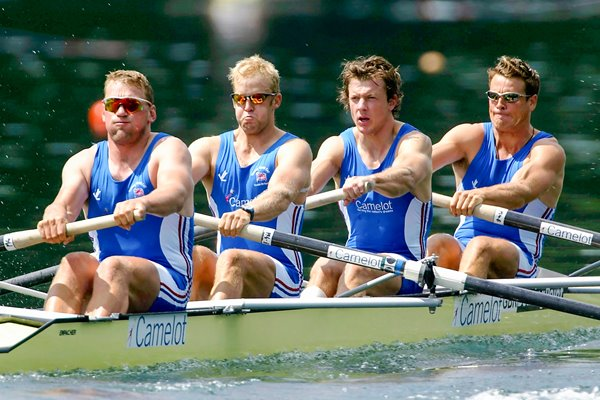 Great Britain Coxless Four 2004