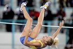 Kajsa Bergqvist High Jump clearance Prints