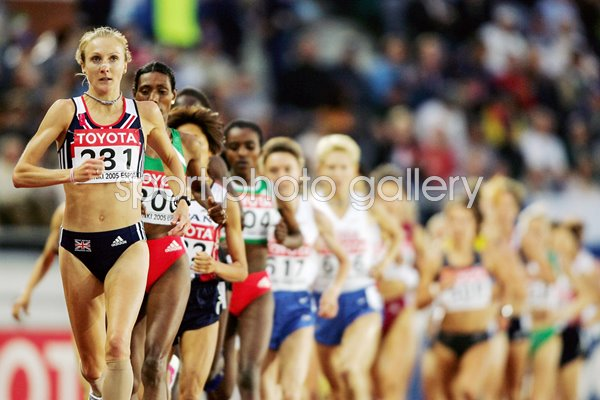Paula Radcliffe World Athletics 2005