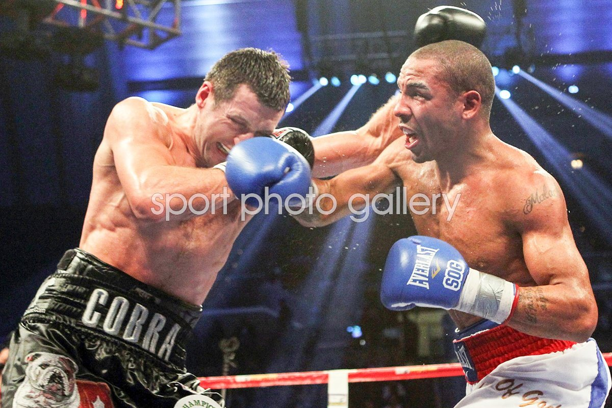 Andre Ward v Carl Froch New Jersey 2011