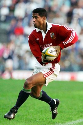 Jeremy Guscott British Lions v South Africa 1997