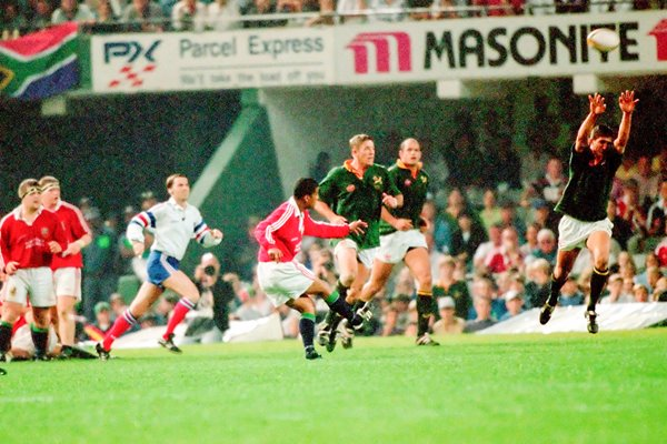 Jeremy Guscott Winning Drop Goal British Lions v South Africa 1997