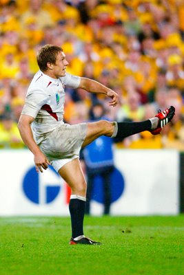 Jonny Wilkinson Drop Goal Sequence #4 of 6