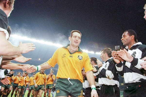 David Campese Farewell