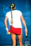Anna Kournikova US Open 1997 Prints