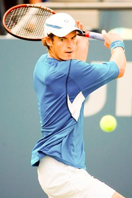 Andy Murray of Scotland 2006
