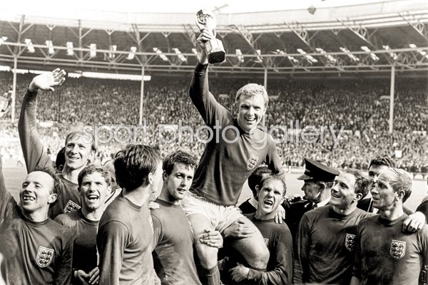 1966 Bobby Moore England World Cup Wembley