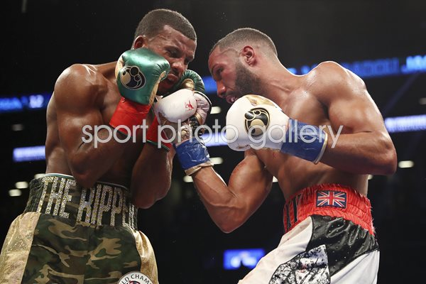 Badou Jack v James DeGale New York 2017