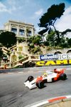 Ayrton Senna Monaco Grand Prix 1990 Mounts
