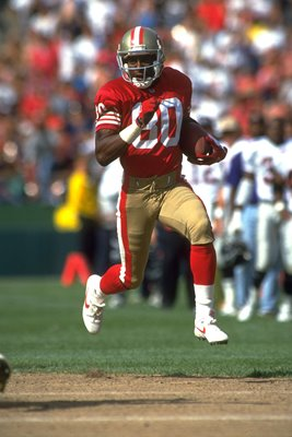 Jerry Rice Wide Receiver San Francisco 49ers 1993