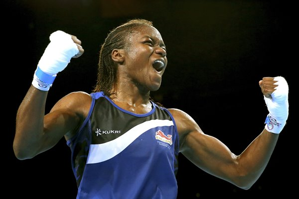 Nicola Adams Women's Fly Gold Commonwealth Games 2014