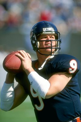 Jim McMahon Chicago Bears 1988