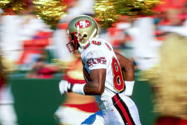 Jerry Rice San Francisco 49ers  1996