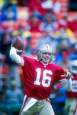 Joe Montana San Francisco 49ers 1993