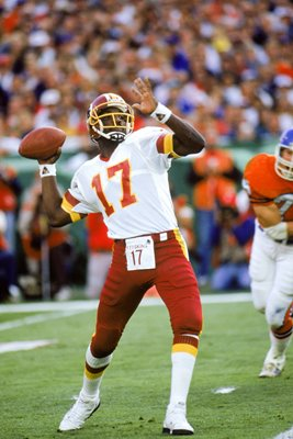 Doug Williams Washington Redskins Super Bowl 1988