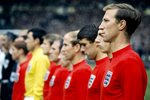 JACK CHARLTON AND ENGLAND LINE UP FOR ANTHEMS Prints