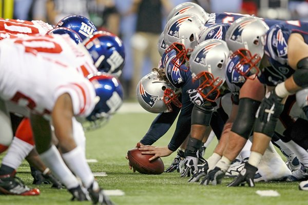 New York Giants v New England Patriots Super Bowl 2012