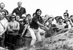 Young Seve Open Championship Birkdale 1976 Mounts