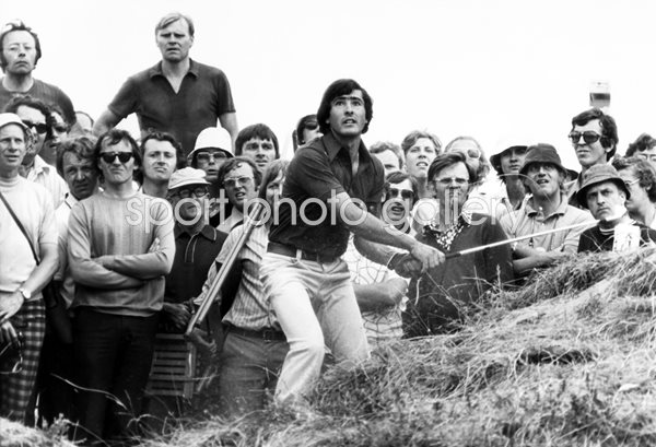 Young Seve Open Championship Birkdale 1976