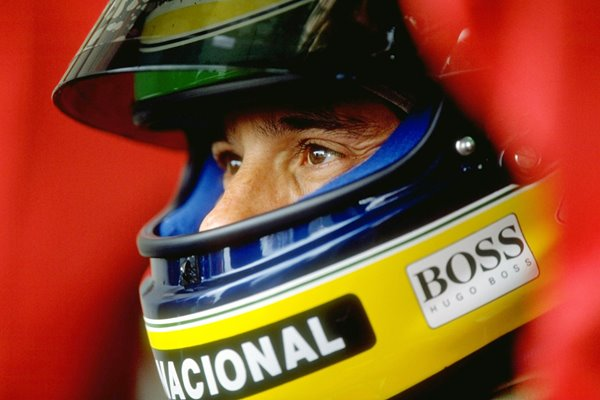 Ayrton Senna French GP 1992