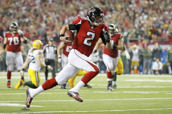 Matt Ryan Atlanta Falcons NFC Championship Game 2017