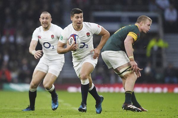 Ben Youngs England Dummy v South Africa Twickenham 2016