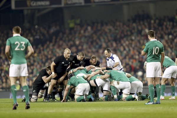 Ireland v New Zealand Aviva Stadium Dublin 2016