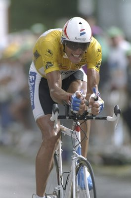 Miguel Indurain Time Trial Tour de France 1995