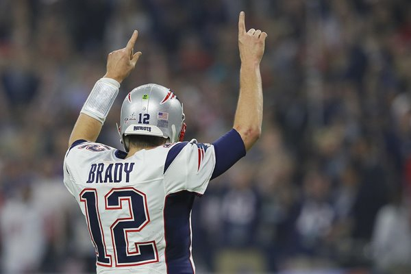 Tom Brady New England Patriots Super Bowl 2017