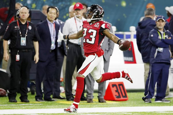 Robert Alford Atlanta Falcons Super Bowl 2017