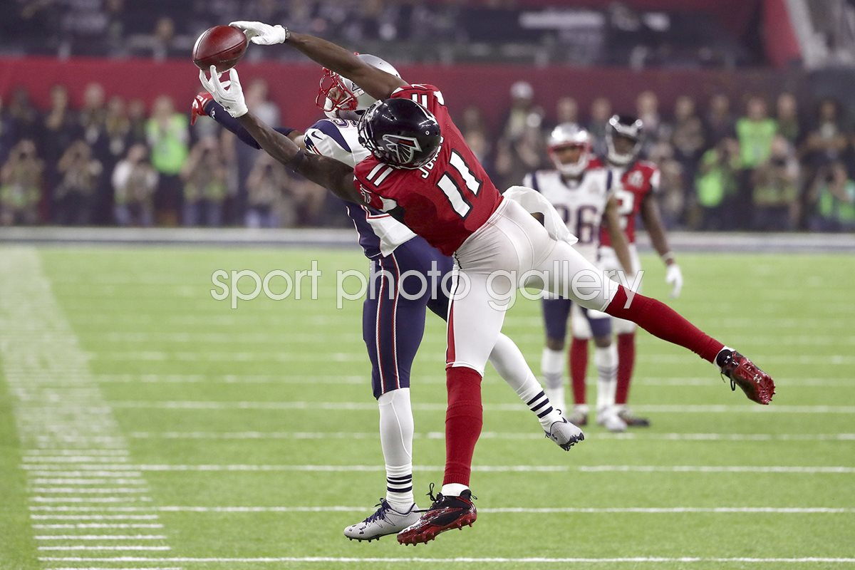 Julio Jones Atlanta Falcons Super Bowl 2017