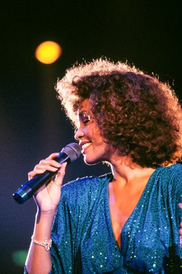 Whitney Houston in Concert