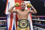 Chris Eubank Jnr World Super Middleweight Champion 2017 Prints