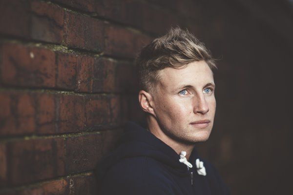 Joe Root England Portrait 2015